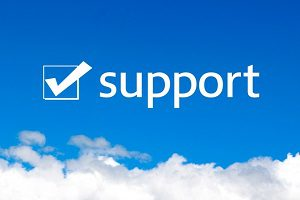 営業担当のサポート